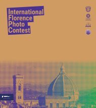 Florence Photo Contest - CATALOGUE