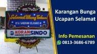 SALE !!!, Call/WA 0813-3686-6789, Karangan Bunga Bandung