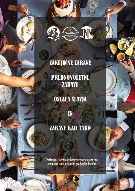 Zakljucne zabave v Gostilni Modra frankinja_Maribor INN hotelu_Betnava hotelu Maribor