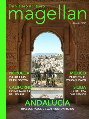Revista de viajes Magellan Nº36