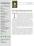 Revista de viajes Magellan Nº36 - Page 2
