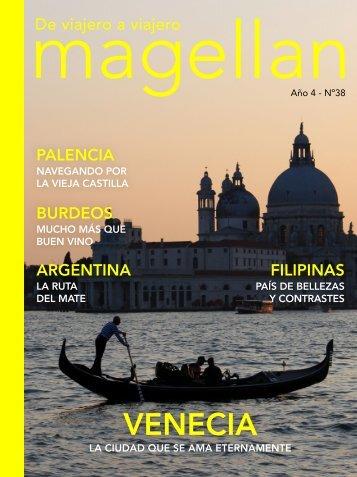 Revista de viajes Magellan Nº38
