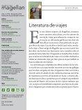 Revista de viajes Magellan Nº39 - Page 2