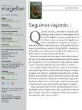 Revista de viajes Magellan Nº40 - Page 2