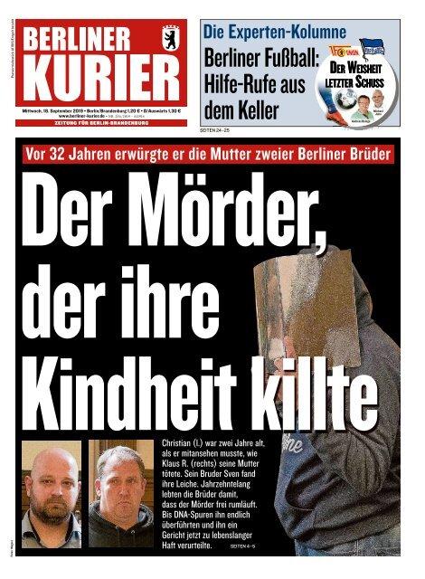 Berliner Kurier 18.09.2019