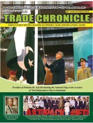 Trade Chronicle JULY - AUG 19