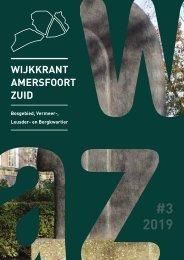 Wijkkrant Amersfoort Zuid 2668 03-2019 170x240mm CE S1 HR