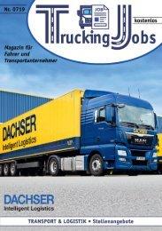 Trucking Jobs 0719