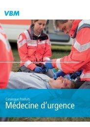 636KAT002F Catalogue Produits Médecine d'urgence