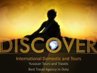 Now Travel Without Worries With Yuvasan Tours And Travels