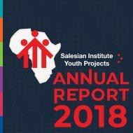 Salesian Annual Report 2018