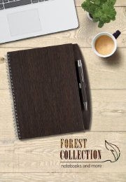 Forest Collection notebooks