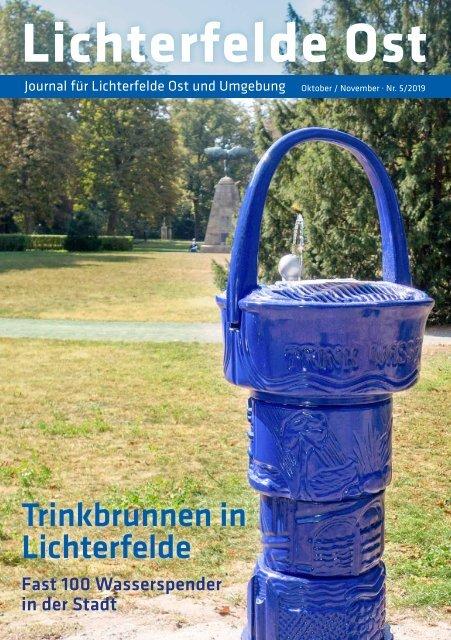 Lichterfelde Ost Journal Oktober/November 2019