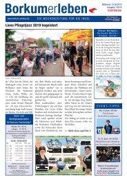12.06.2019 / Borkumerleben - Die Wochenzeitung