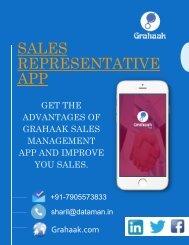 Sales Representative App