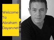 Contemporary International Artists  Abraham Dayan