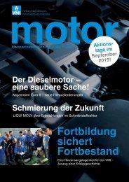 VMI Magazin Motor