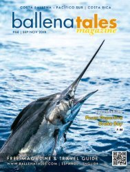 South Pacific Costa Rica Travel Guide and Magazine #68