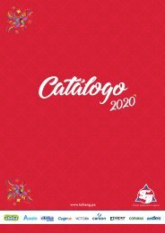 CATÁLOGO TAI HENG 2020
