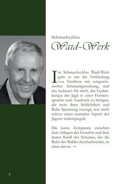 Schmuckzyklus WAID-WERK