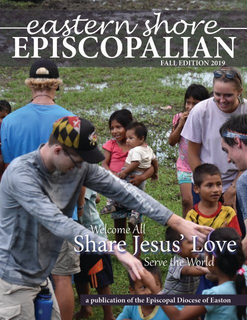 Eastern Shore Episcopalian - Fall 2019