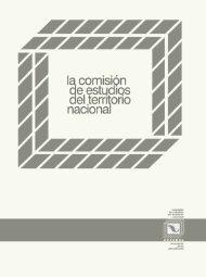 CETENAL comisión de estudios del territorio nacional 1976