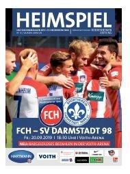 Heimspiel Nr 3 Saison 2019/20