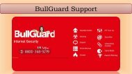 BullGuard Support UK Helpline 0800-368-9219 | BullGuard Support Antivirus