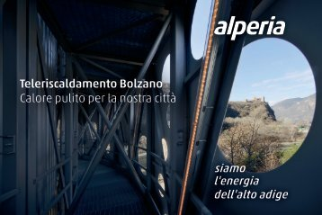 Teleriscaldamento Bolzano