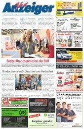 Ihr Anzeiger Bad Bramstedt 38 2019