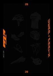 KTM Gear&Parts 2020