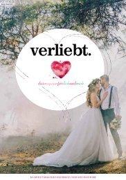 Verliebt. - das Magazin für dich und mich Herbst 2019