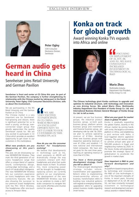 CE China Daily Day 3 Edition