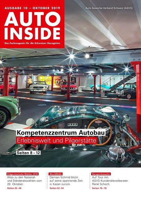 AUTOINSIDE Ausgabe 10 – Oktober 2019