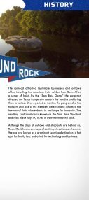 Round Rock Visitor Guide - Page 5