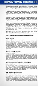 Round Rock Visitor Guide - Page 6