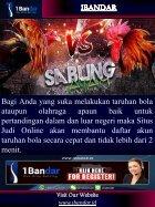 Agen Sbobet Terpercaya Di Indonesia - Page 3