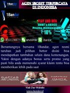 Agen Sbobet Terpercaya Di Indonesia - Page 7