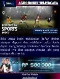 Agen Sbobet Terpercaya Di Indonesia - Page 5