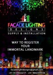 Facade Ligting Designs Brochure