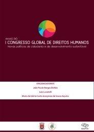 Anais do I Congresso Global de Direitos Humanos