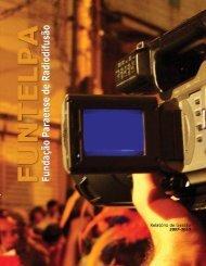 Relatório de Gestão - Funtelpa (2007-2010