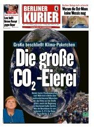Berliner Kurier 21.09.2019