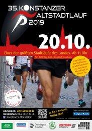 Konstanzer Altstadtlauf 2019