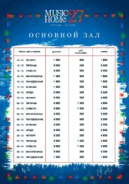 Цены Новый год