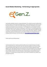4 Generation Z Search Engine Optimization