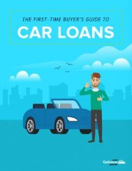 Thinking of Getting a Car Loan? Read this Guide