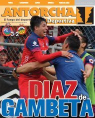 Antorcha Deportiva 387