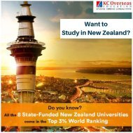 Aspire to Study in New Zealand as an International Students?