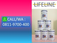 DISTRIBUTOR, CALL/WA 0811-9700-400 Susu Tinggi Protein Kolostrum LIFELINE Medan